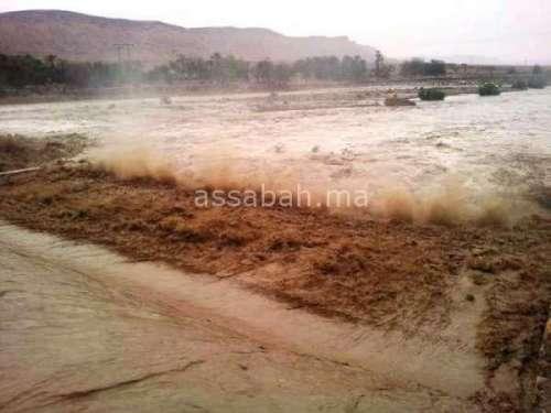 فيضانات بأوريكا تحيي جراح 1995