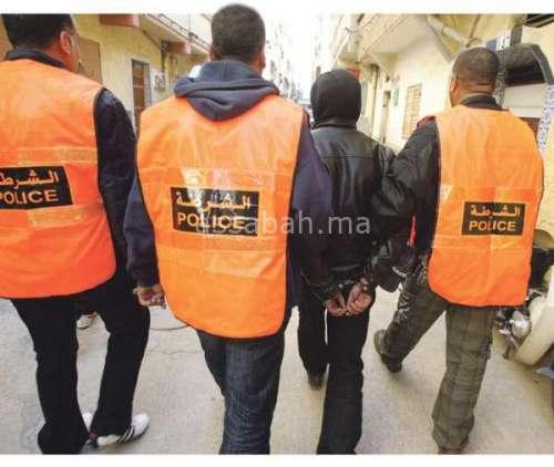 اعتقال مهشم سيارة مسؤول بتمارة
