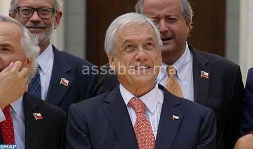 الرئيس الشيلي الجديد يرفض المساس بالوحدة الترابية للمغرب