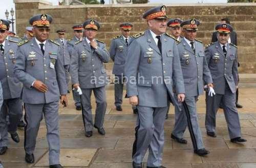 ترقية ضباط سامين بالدرك