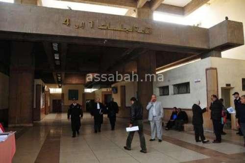 صورة لزعماء المقاومة تشعل محاكمة الريف