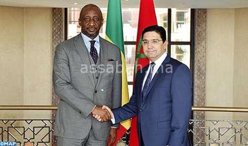 مالي تشيد بدعم المغرب في مجال تدبير الأزمة السياسية