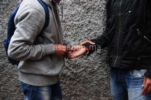 اعتقال مروج كوكايين بالحي الجامعي