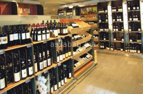 بيع الخمور للمسلمين ...