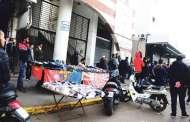 سوق القريعة ... الفوضى