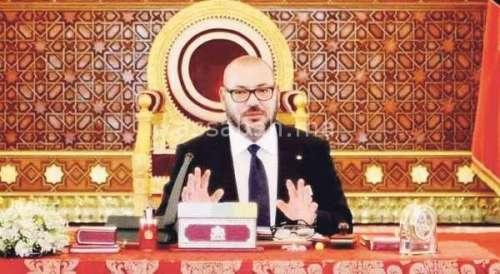الملك يستقبل رئيس الحكومة ووزيري الداخلية والاقتصاد والمالية