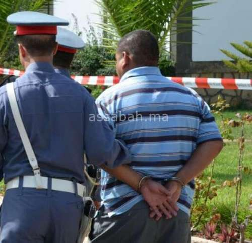 اعتقال مستشار