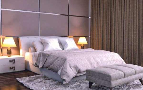 ستائر غرف النوم