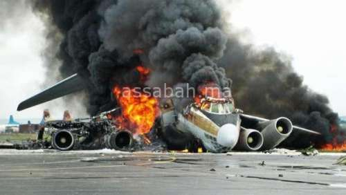 قتلى من بوليساريو بعد سقوط طائرة عسكرية جزائرية بالصحراء