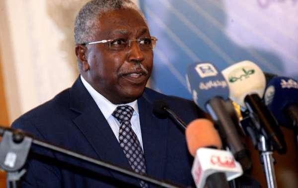 العثماني يستقبل رئيس الوزراء السوداني