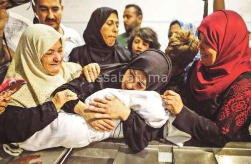 فلسطين في حداد