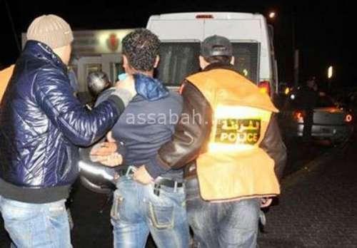 اعتقال مهاجم الشرطة بوجدة