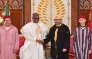 مباحثات هاتفية بين الملك ورئيس نيجيريا