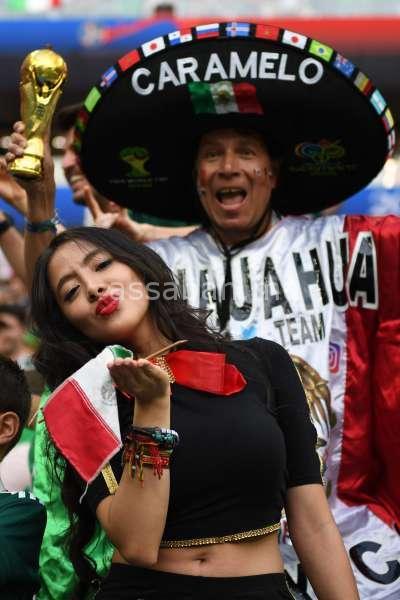 فيديو ... ملخص مباراة المكسيك و كوريا الجنوبية