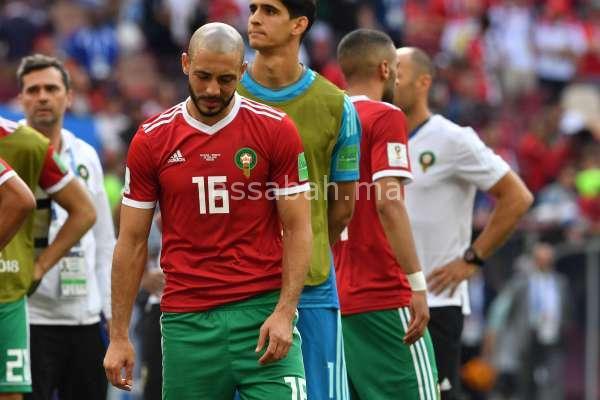 البرتغال تخرج الأسود من المونديال رغم أداء قتالي