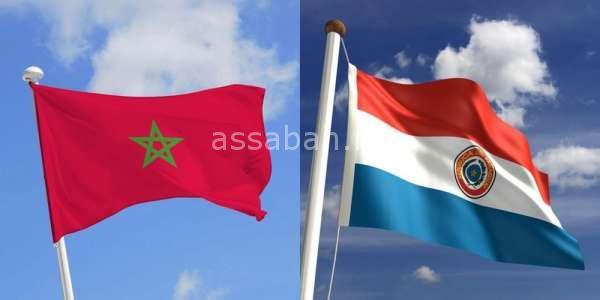 رئيس باراغواي سعيد بحضور المغرب لمراسيم تنصيبه