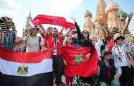 بث مباشر ... مصر VS روسيا (كأس العالم)