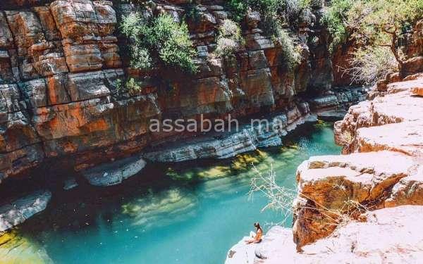وادي الجنة بأكادير ... سحر الطبيعة