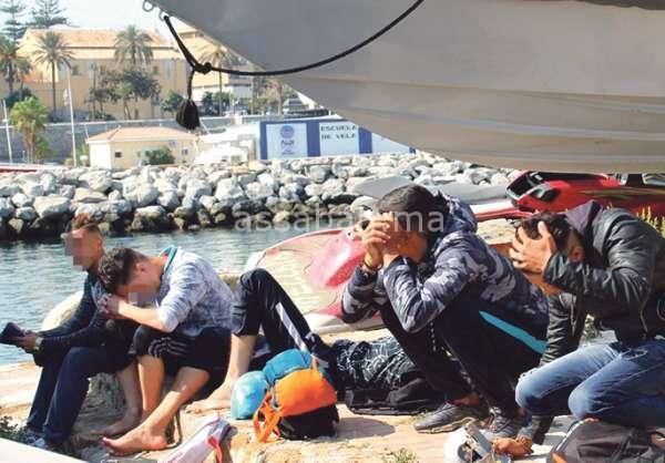 تضارب في أرقام المهاجرين المغاربة بإسبانيا