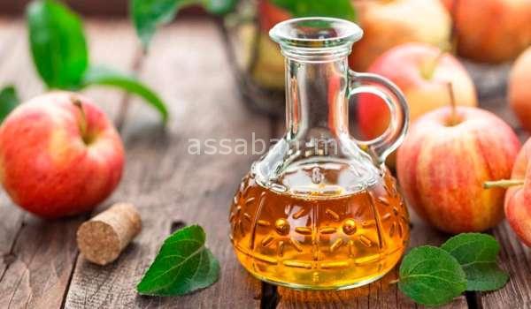 احذروا الإفراط في تناول خل التفاح