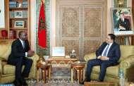 الرئيس السيراليوني يشيد بريادة الملك لفائدة التعاون جنوب-جنوب والتعاون الإفريقي