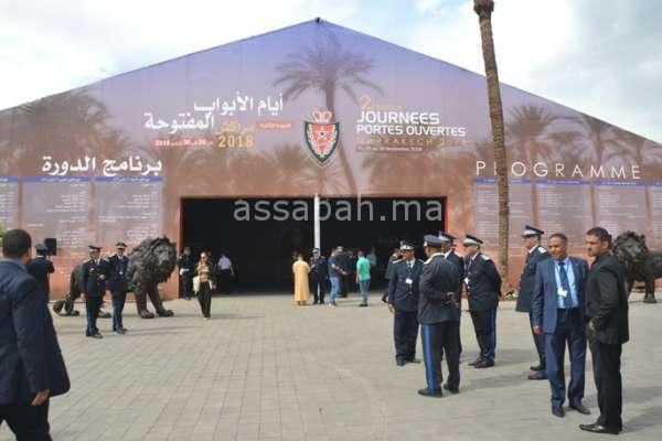 200 ألف زائر لمعرض الأمن الوطني