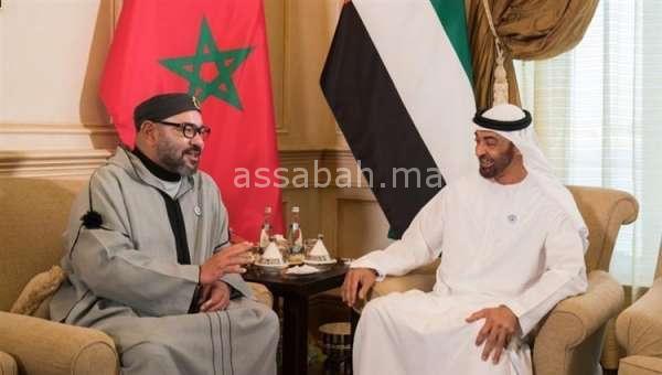 الإمارات تبارك للملك عيد الأضحى