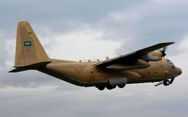 سقوط طائرة عسكرية بالسعودية ومقتل طاقمها
