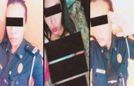 اعتقال فتاة التقطت صورا بزي الشرطة