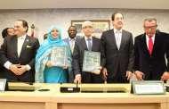 المغرب يوقع بروتوكول الألعاب الإفريقية