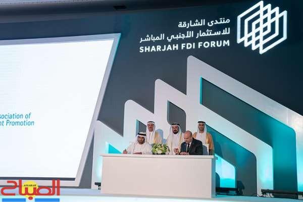 انطلاق منتدى الشارقة للاستثمار الأجنبي