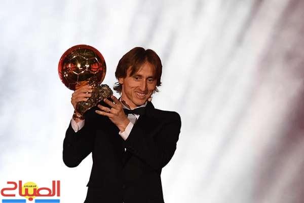 مودريتش: كأس العالم أفضل من الكرة الذهبية