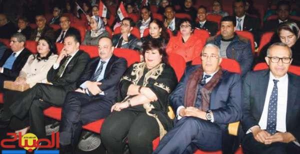 المصريون يحتفلون بوجدة عاصمة للثقافة