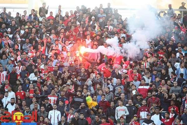 حسنية أكادير يتأهل لنصف نهاية كأس العرش