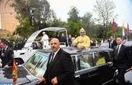 صحف روسية: زيارة البابا للمغرب