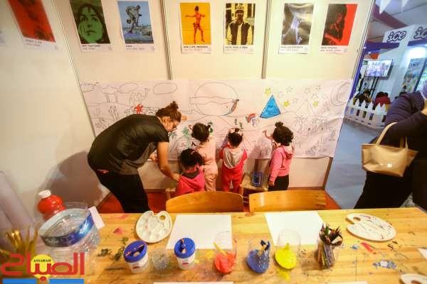معرض الطفل والأسرة في سندباد