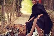 سميرة لا تخشى النمور