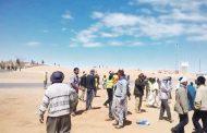 بوليساريو تسرق مياها مغربية