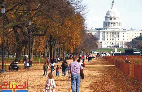 هنا واشنطن...