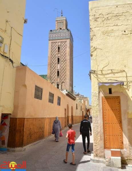 الجامع الكبير... أول مسجد بناه المرينيون