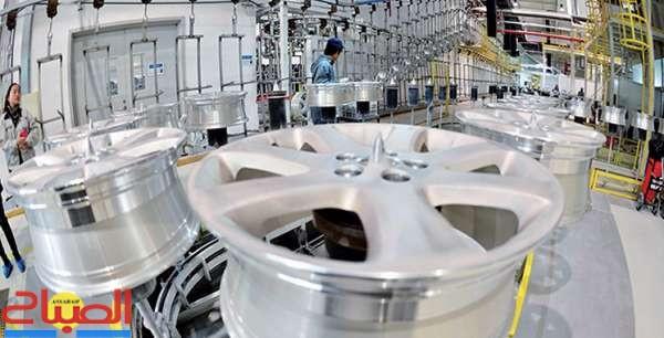 إنتاج عجلات