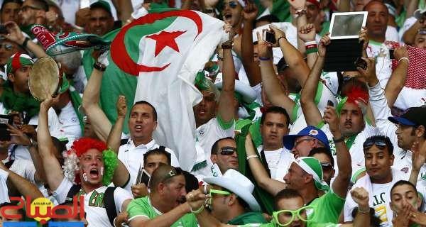 الجزائر تحرز اللقب الافريقي