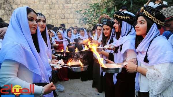صيام غير المسلمين: الإيزيديون ... صوم العامة والخاصة