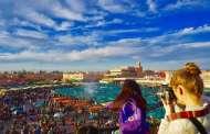 إقبال سياحي كبير على مراكش