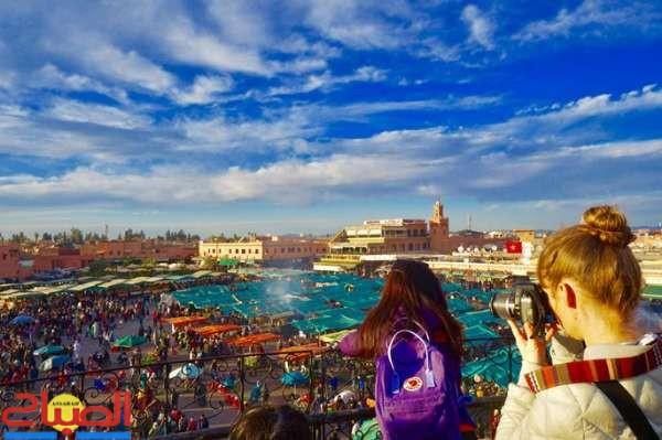 المغرب على عرش