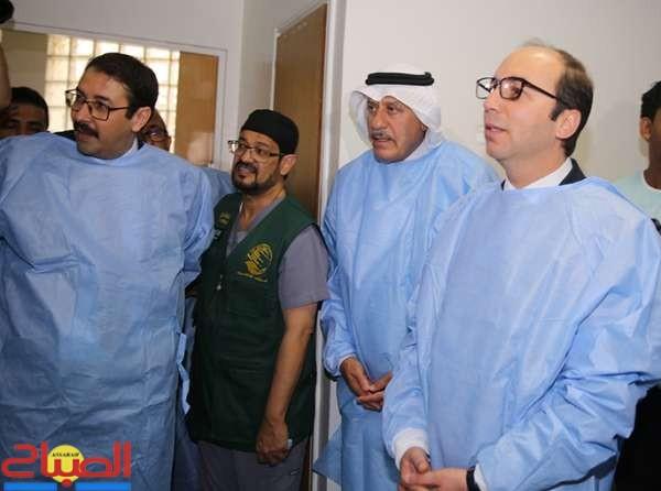 سعوديون يجرون عمليات قلب بابن رشد