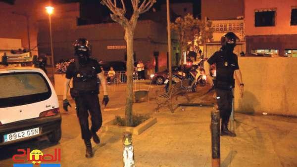 إحباط محاولة تهجير مغربي إلى إسبانيا