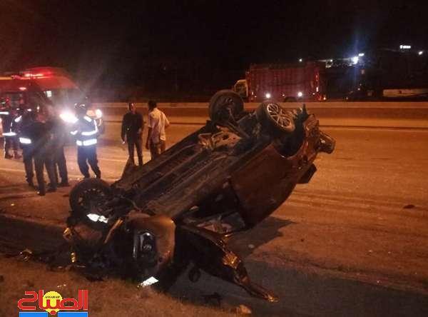 شاحنة مجنونة تقتل أمنيين بالبيضاء