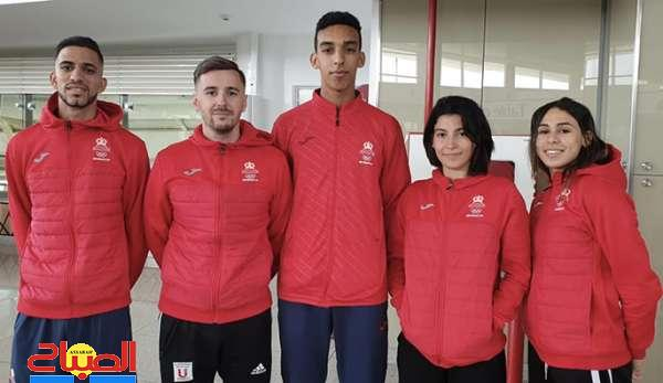 أربعة مغاربة بالجائزة الكبرى للتايكووندو