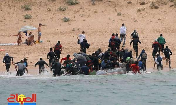 إحباط محاولات لتهجير مغاربة إلى إسبانيا